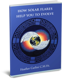 How solar flares help you to evolve