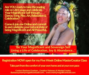 Online MasterCreator Class
