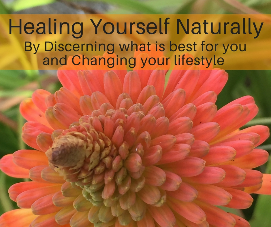 Healing Yourself Naturally