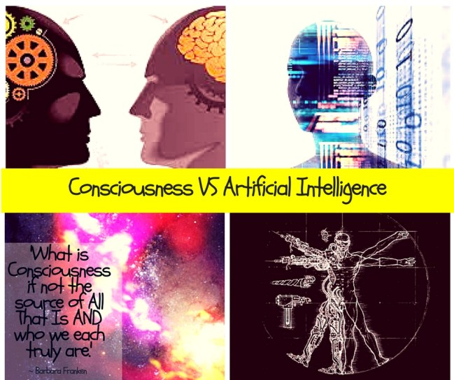 Consciousness vs AI