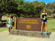 Diamond Head Summit Trail Head