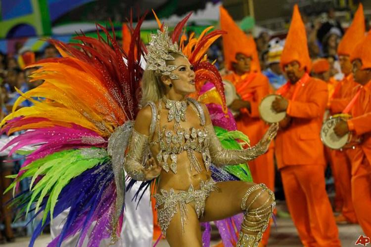 Brazil Carnival Drum Queen 2012 1000x666