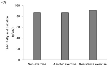 exercise fat oxidation