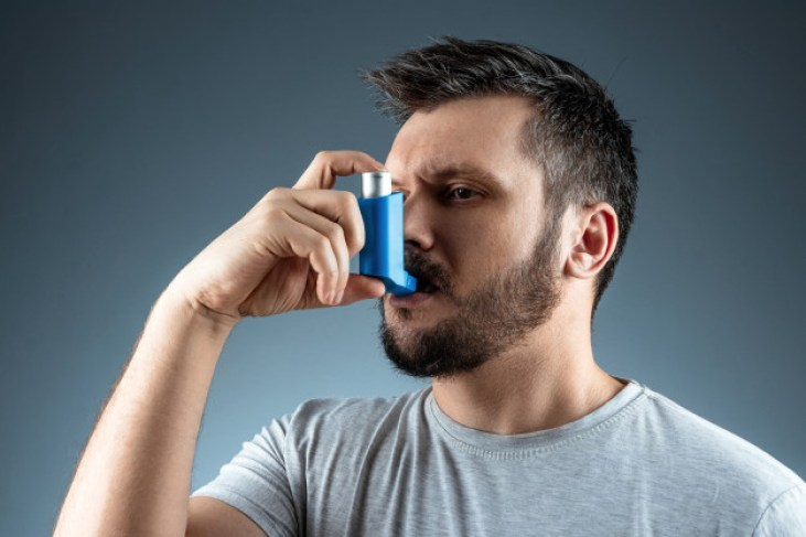 serotonin asthma MenElite