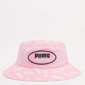 Be cool stylish me Puma original hat in pink 4
