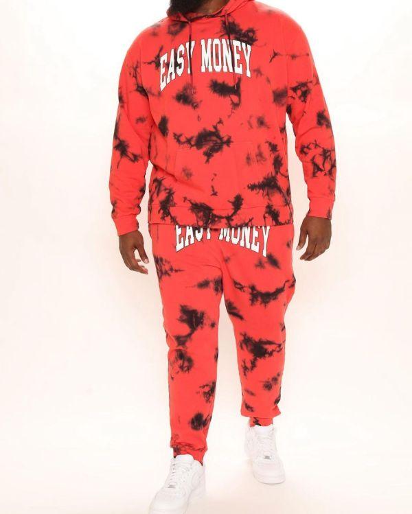 Full of style easy money set in redblack 2