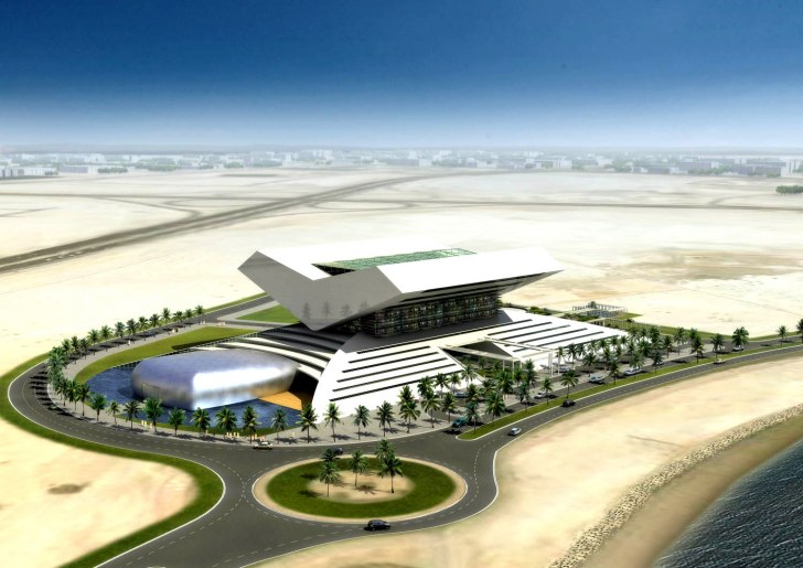 Dubai's new library largest in the Arab region ?