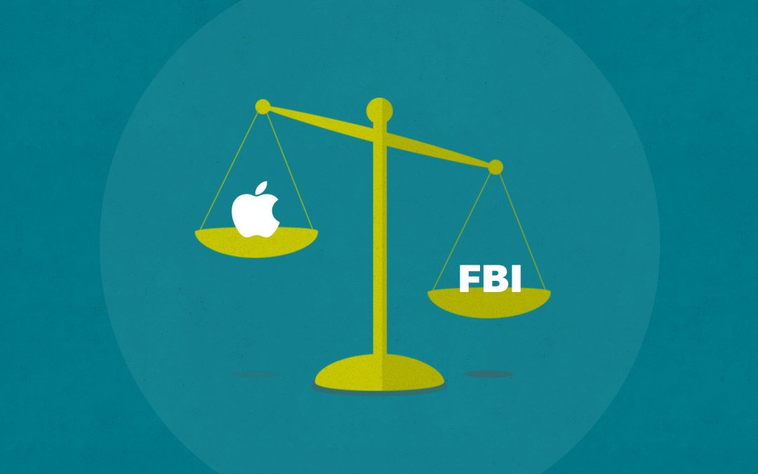 Apple Computers vs. the FBI