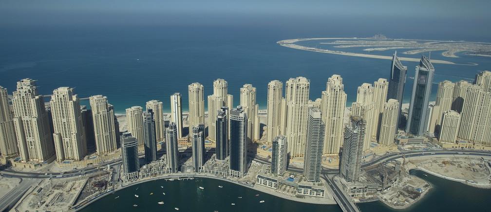 Jumeirah Beach near Dubai
