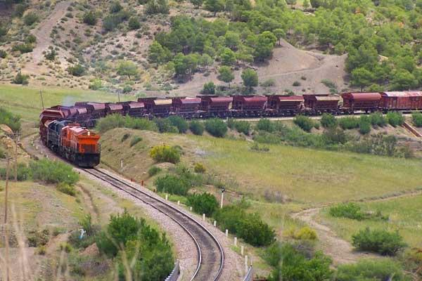 Train de marchandise