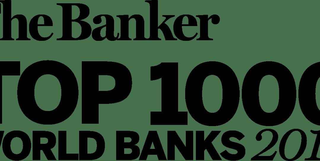 Top 1000 World Banks 2016