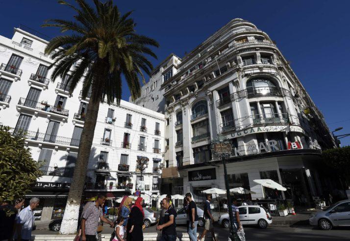International Media on Algeria