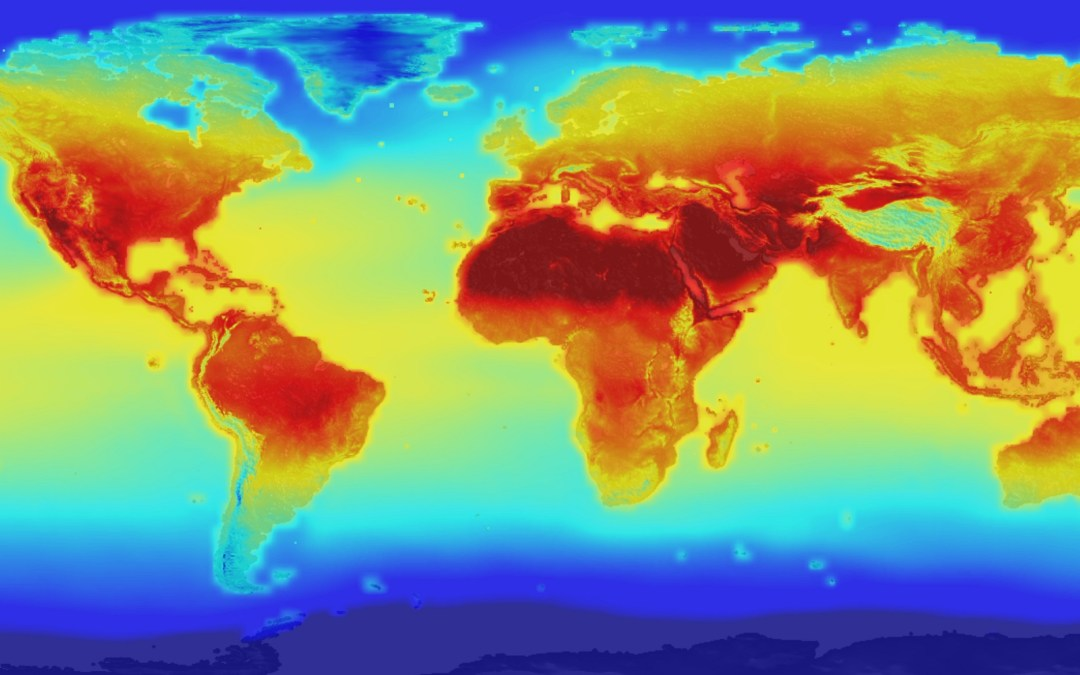 Earth is warming at a pace 'unprecedented in 1,000 years'