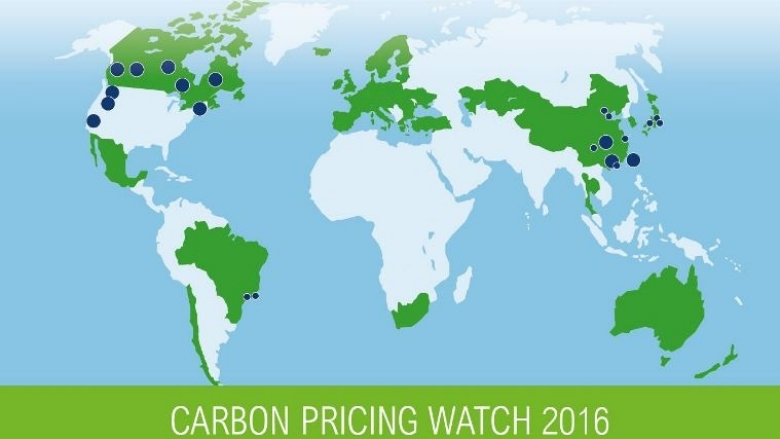 Carbon emissions pricing and taxing