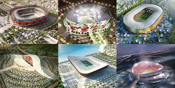 """Decision on the Number of 2022 World Cup Stadiums in """"due course"""""""