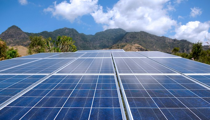 Global Clean Energy Investments at $287.5 billion