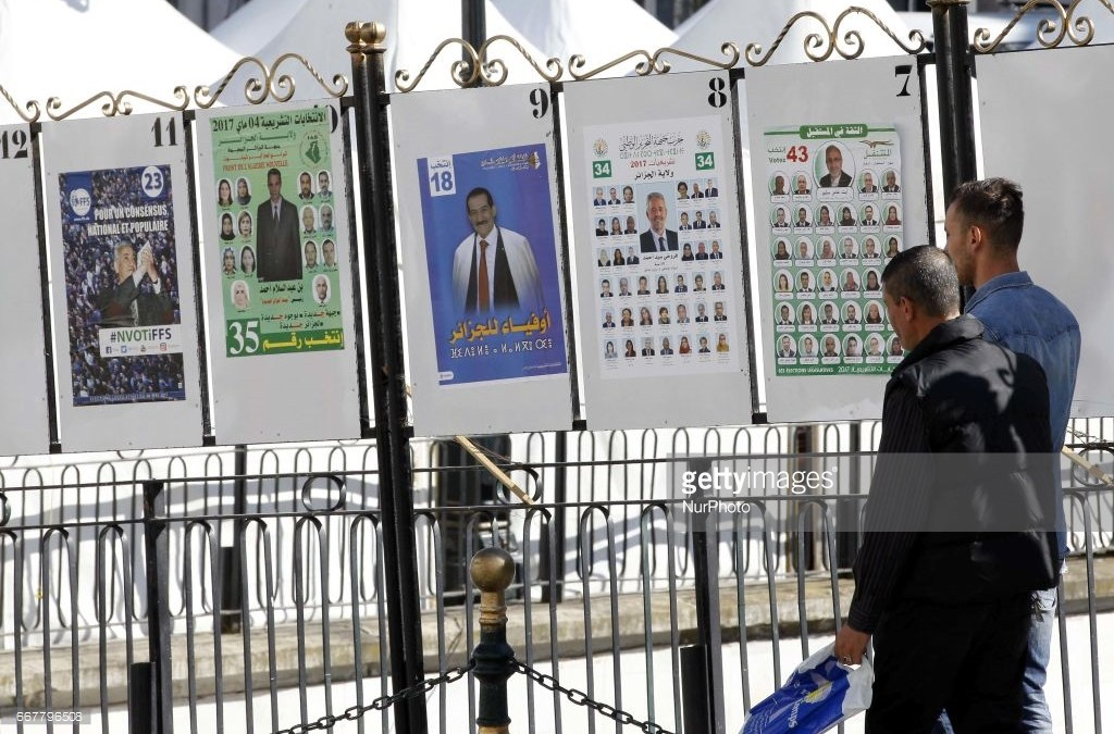 Legislative Elections of May 4, 2017 in Algeria