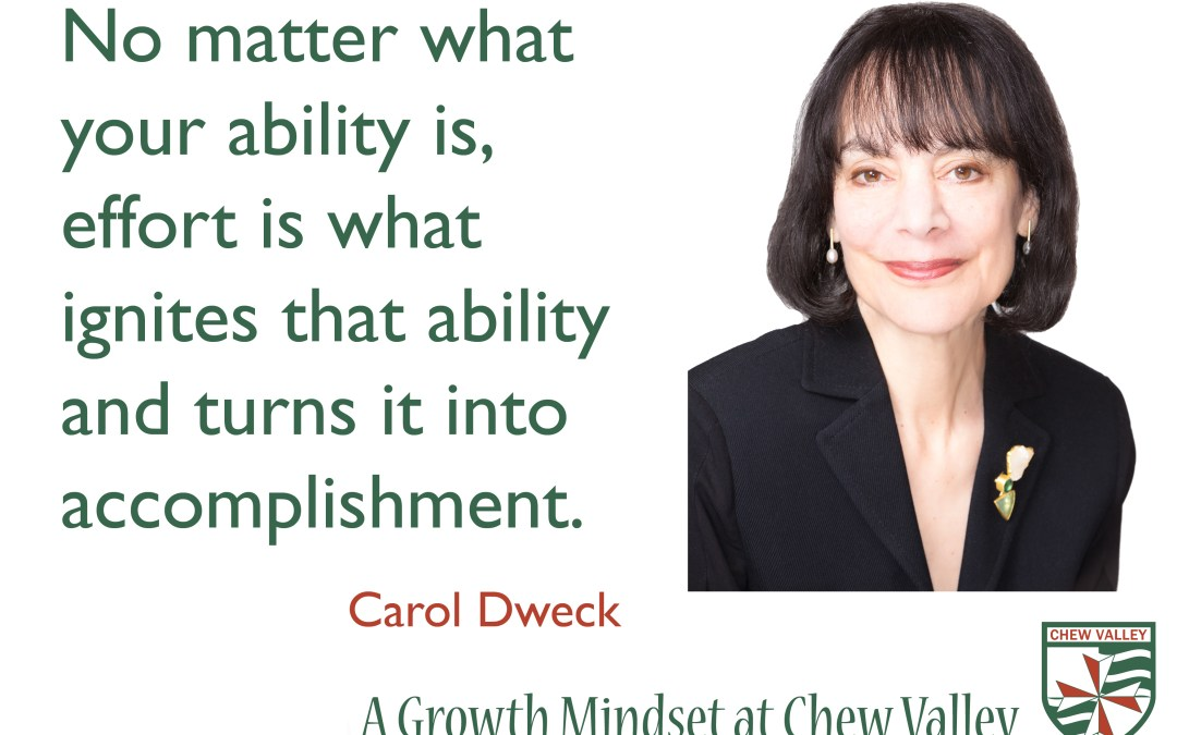 Three common misconceptions about Dr. Dweck's growth mindset