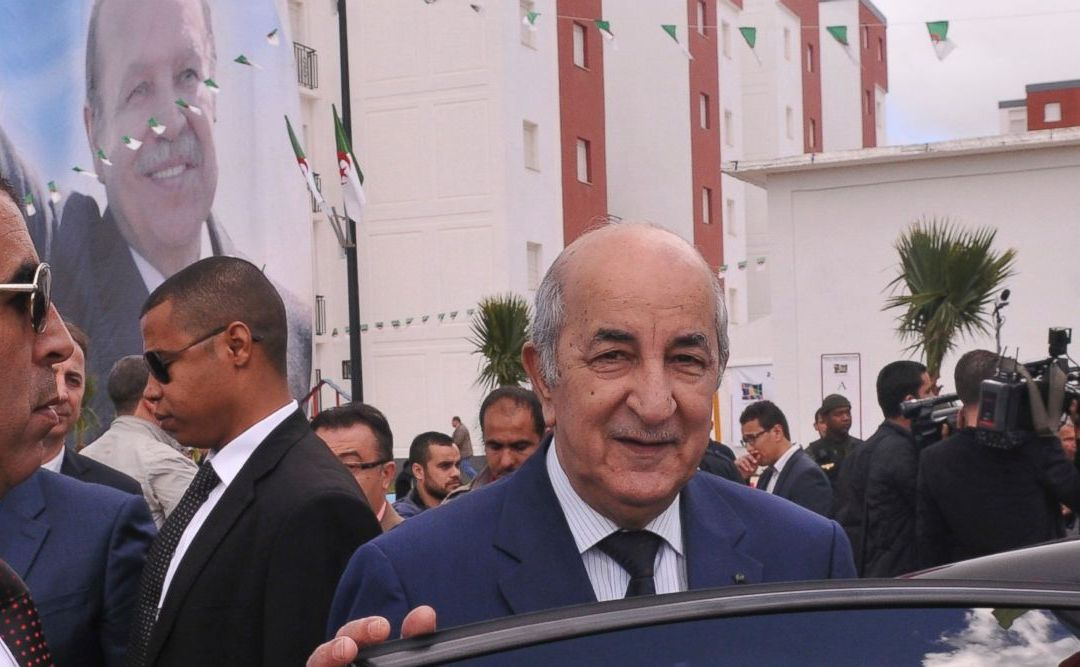 The challenges of the new Algerian Government