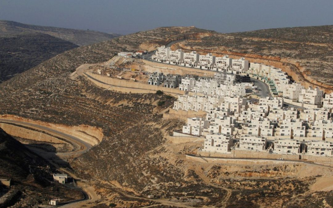 Have settlements killed the two-state solution?