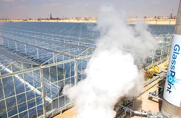 Oman's Miraah Project uses Solar Energy