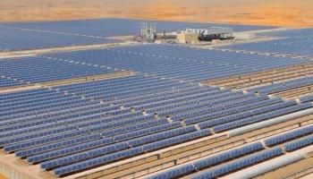 Green Energy in the Arab World