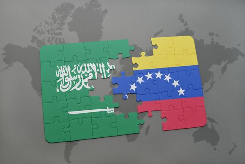 Venezuela crisis is the hidden consequence of Saudi Arabia's oil price war