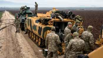 Turkey and the US fall out over Syria, etc.