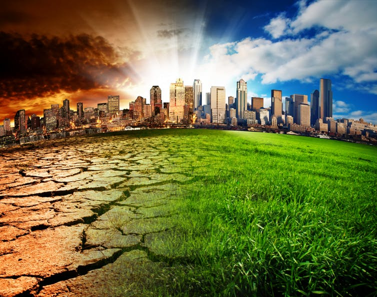 Climate Change right up to the year 2300