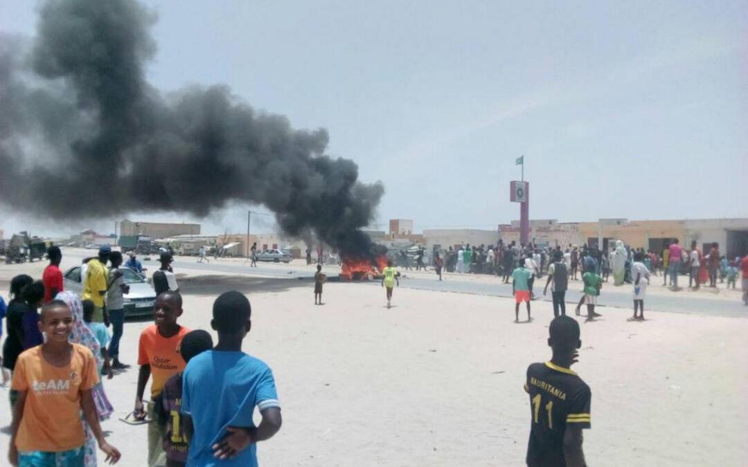 Mauritania arrests anti-slavery activists