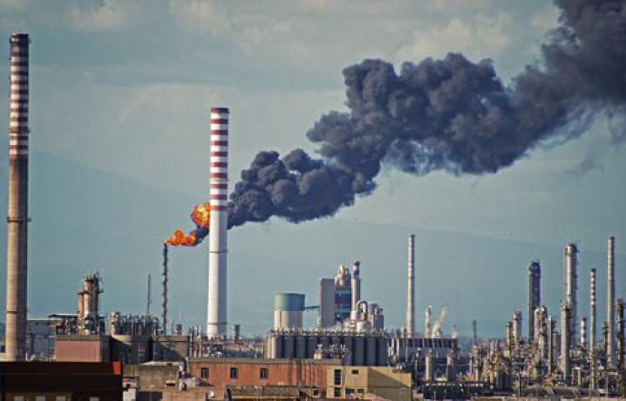 Huge Impact of Stranded Fossil Fuel Assets
