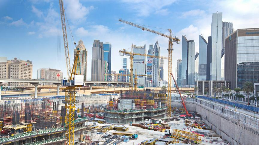 Middle East construction looks bad on paper