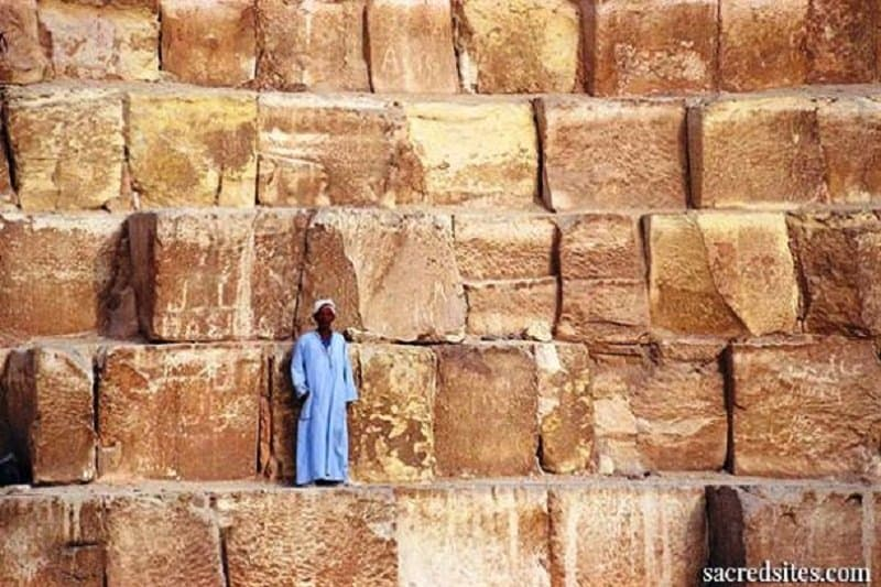 Remarkable discovery about the Great Pyramid