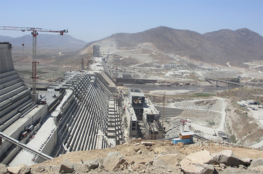 Dams 'not sustainable' in the developing world