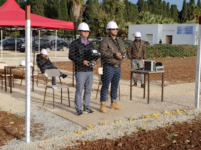 Drones for Tunisian  Agricultural productivity