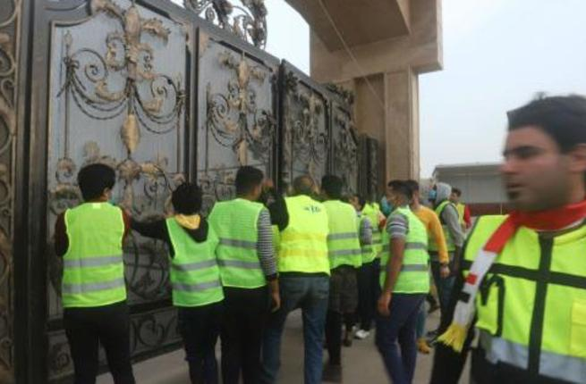 'Gilets Jaunes' of France from Brussels to Basra