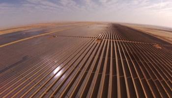Egypt's giant solar park operational in 2019