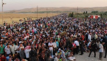Regional Powers' Attempts to co-opt the Syrian tribes
