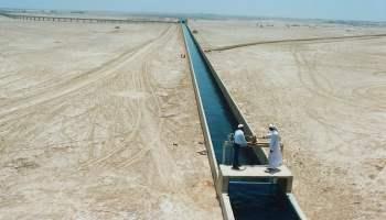 Water increasing scarcity in Saudi Arabia