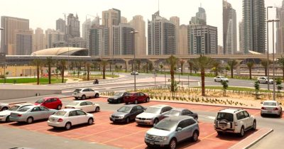 Parking in Dubai by filipinotimes.net