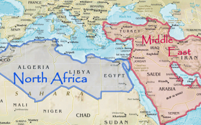 The Right Place To Locate Your MENA Business