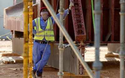 MENA construction boom with Saudi leading and Egypt, Ethiopia shining