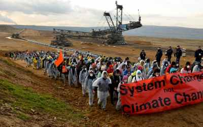 Climate crisis: six steps to making fossil fuels history
