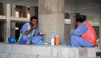 Migrant workers in Qatar facing discrimination