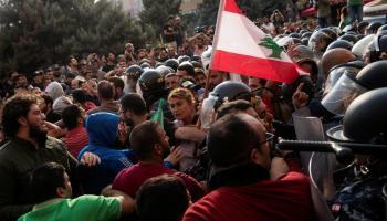 """UN official blames politicians for Lebanon """"chaos"""""""