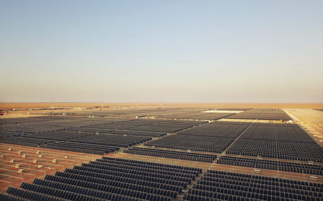 Solar is gaining traction in MENA region