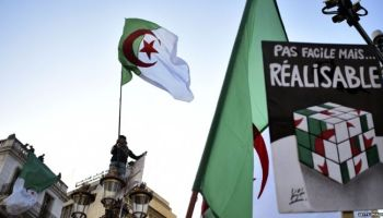 One year on, Algeria's protest movement is soul-searching