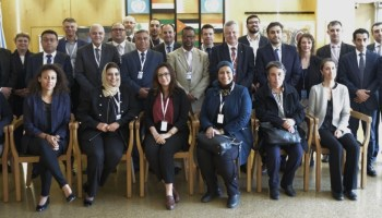 Workshop on Transboundary Water Cooperation