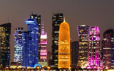 Qatar Now Ranked 2nd in MENA Region for . . .