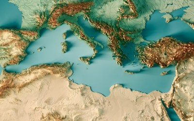 Why the Mediterranean is a climate change hotspot